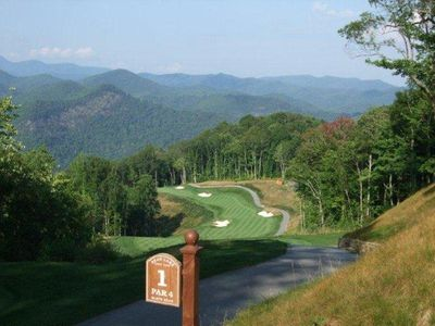 Mountain Top Golf Course designed by Jack Nicklaus
