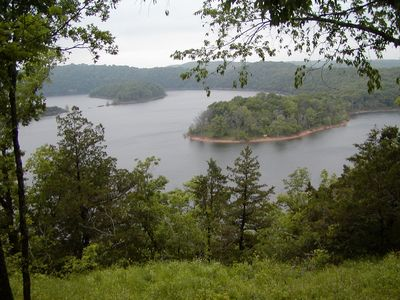 Near Table Rock Lake, Bull Shoals, and Lake Taneycomo