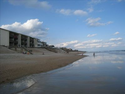 Surf City condo rental