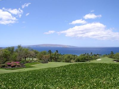 Wailea's Golf Courses 10 minutes away