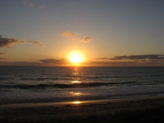 Indian Harbour Beach condo photo - Enjoy a spectacular sunrise with your morning coffee