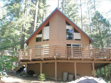 Arnold chalet rental - Chalet - A frame- with wrap around deck