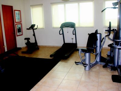 Humacao studio rental - Gym