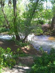 Boulder condo photo - Boulder Creek in your back yard