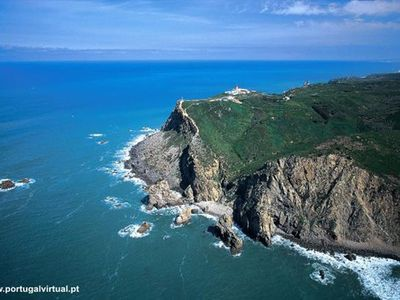 Cabo da Roca - Western part of Europe - Cascais