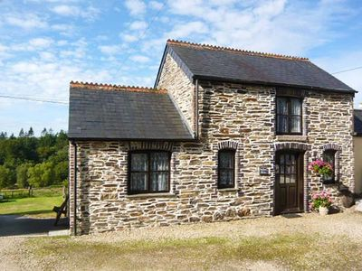TOFFEE'S BARN, family friendly in Callington, Ref 918087