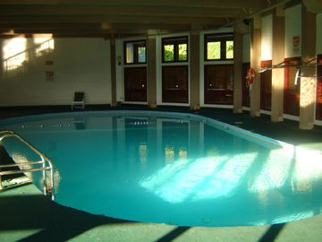 Indoor pool 1 of 2
