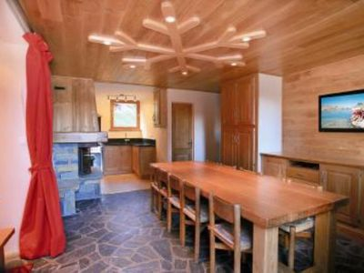 luxury apartment in Courchevel 1850