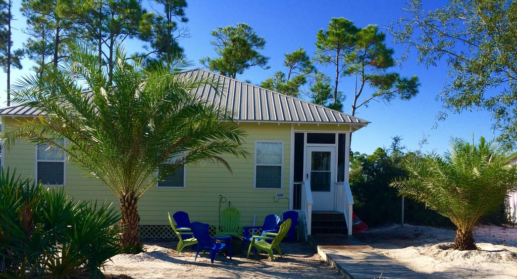 Relaxing beach cottage homeaway gulf shores for Gulf shore cottages