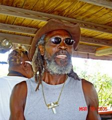 Anguilla villa photo - Local music star Bankie Banx