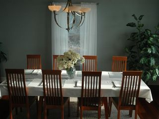 Cape Charles estate photo - Formal dining area