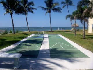 Fort Myers Beach condo photo - Shuffleboard overlooking the Gulf