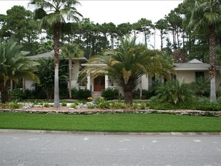 St. Simons Island house photo - View from the street