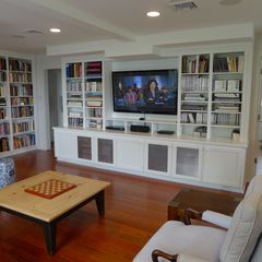 West Yarmouth house photo - ....with 60 inch plasma TV