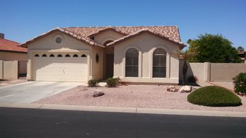 Sun Lakes house rental - Front of House