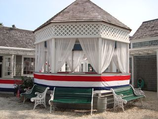 New Seabury condo photo - The Gazebo at the Marketplace.
