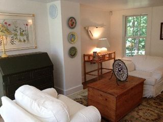 Woodstock farmhouse photo - Sitting room