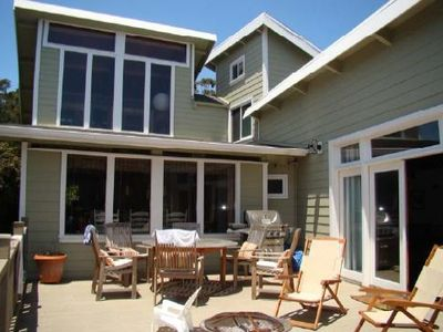 Kid friendly pet friendly comfortable beach vrbo for Vacation rentals san francisco bay area