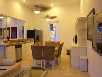 2nd Kitchen & Poolside Entertainment room