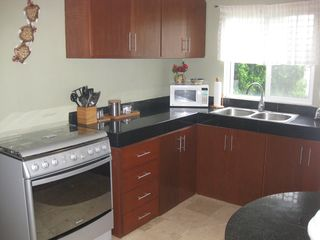 Playa del Carmen condo photo - Fully appointed kitchen with lots of counter space