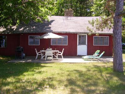 On lake huron cottage with spectacular sunsets vacation for Porto austin cabin rentals