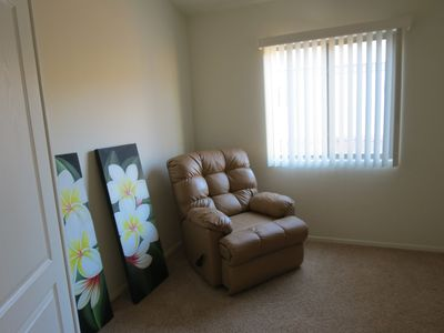 Tucson house rental - den/reading room
