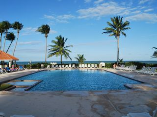 Rio Mar villa photo - Villas Residents Club pool with beautiful view!