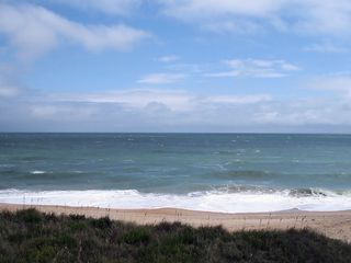 Kill Devil Hills cottage photo - Great oceanviews from your oceanfront rental