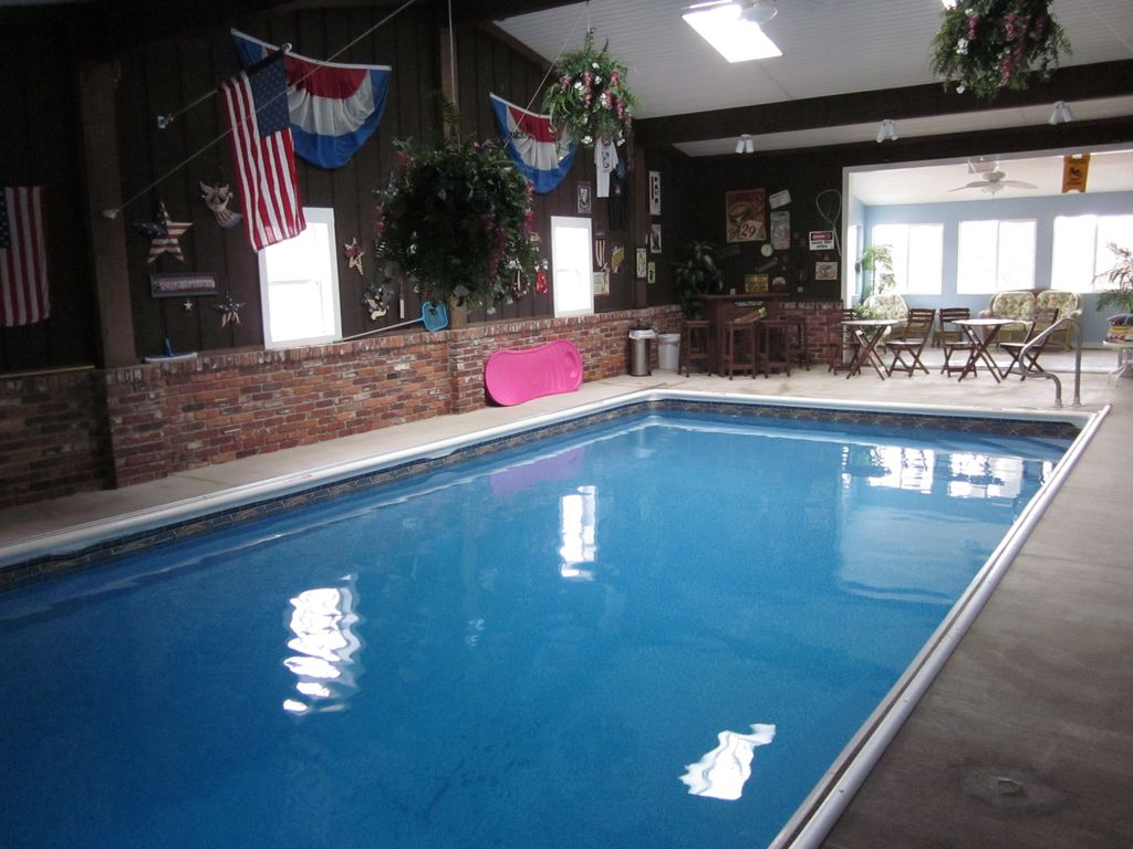 Spacious 5 000 Sq Ft Home With Indoor Pool And Private