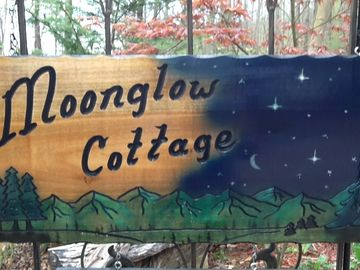 Lake Nantahala cottage rental - Moonglow Cottage