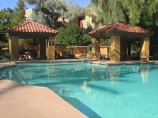 Scottsdale condo photo - Beautiful Pool and Jacuzzi