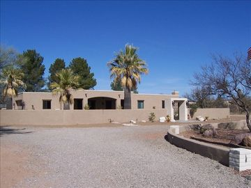 Tubac house rental - Home on one full acre