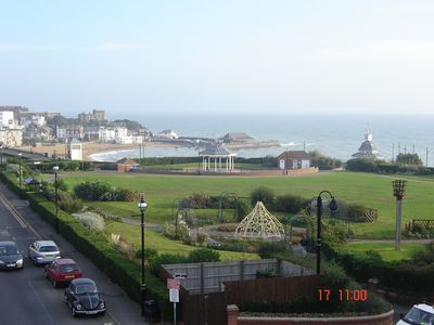 Broadstairs cottage rental - Broadstairs Seafront, View To Harbour