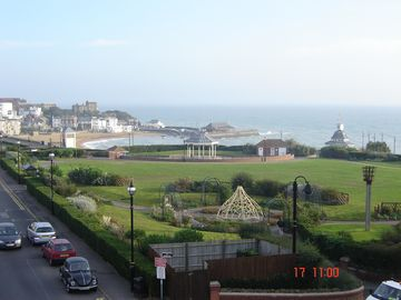 Broadstairs Seafront, View To Harbour