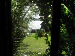 Bacalar studio photo - View from our window