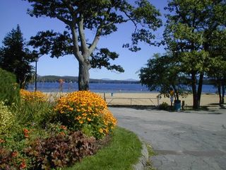 Laconia condo photo - Weirs Beach--- just a short walk