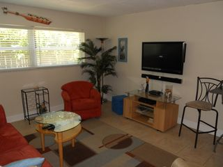 Cocoa Beach condo photo - Tropical courtyards are a great place to relax after a day at the Space Coast