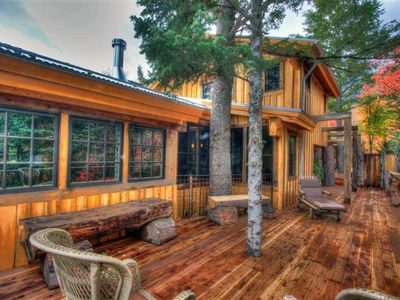 Sundance cabin rental - Amazing Sundance cabin! Beautiful views. Ultra deluxe/rustic.