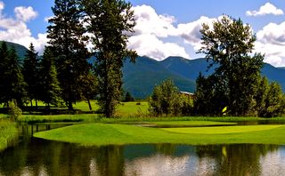 Kalispell house photo - Frontier Golf Course #4