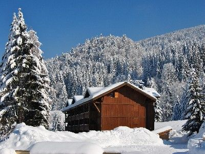 Accommodation near the beach, 40 square meters, , Arâches, Rhone-Alpes