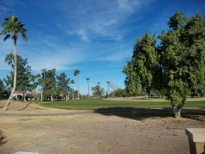 Golf Course Lot Spring Training Mariners Padres