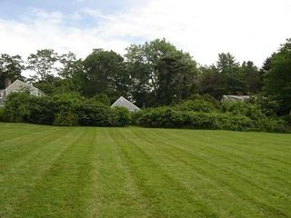 Barnstable estate photo - The Manicured Estate Property seems to strech forever ...