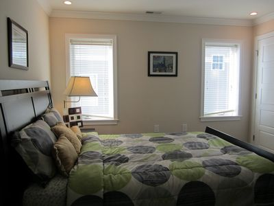 Wildwood Crest condo rental - 2nd bedroom queen bed