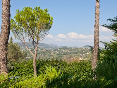 Villa Nuba vacation rental in Umbria, The Panorama