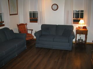 Wellfleet cottage photo - Living area