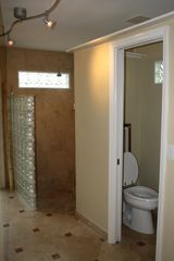 Fort Lauderdale house photo - Master Bath #1 with Separate Shower and Toilet