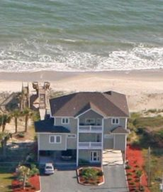 North Topsail Beach house rental - Wow! The complete package. Come to Sur La Mer - your home away from home