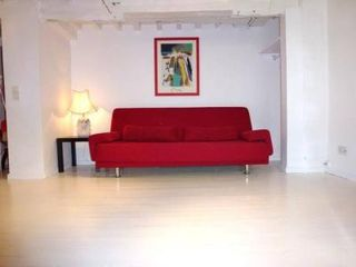 1st Arrondissement Louvre apartment photo - Sofa bed that sleeps two people