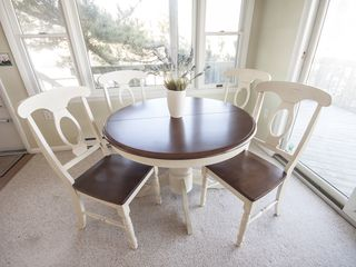 Harvey Cedars house photo - new dinette set