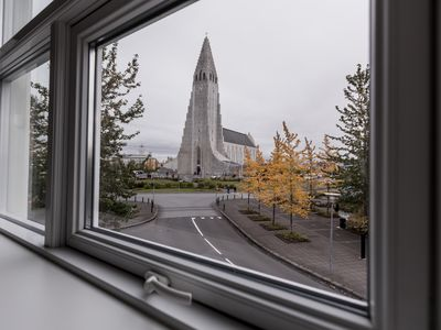 New Luxury Apartment in Reykjavik.